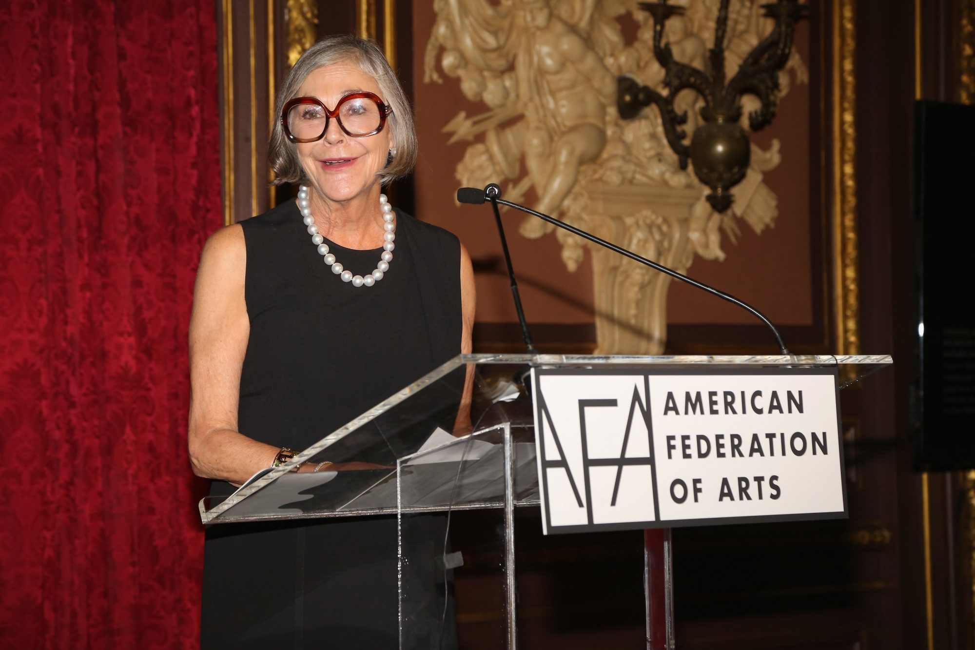American Federation of Arts Gala & Cultural Leadership Awards 2016