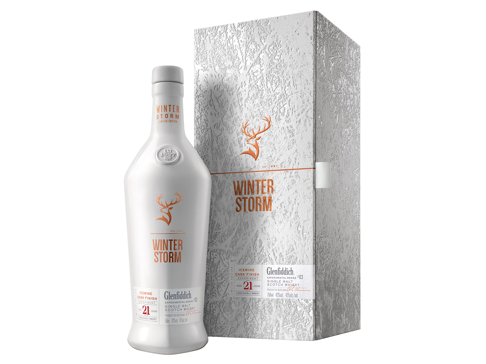 Glenfiddich's New Scotch Is Finished in Ice Wine Casks