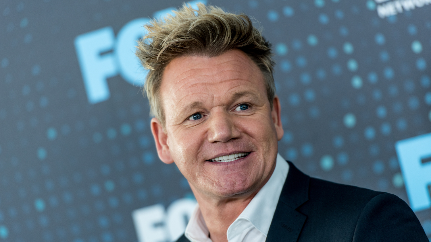 Watch Gordon Ramsay Host 'MasterChef Senior' With James Corden