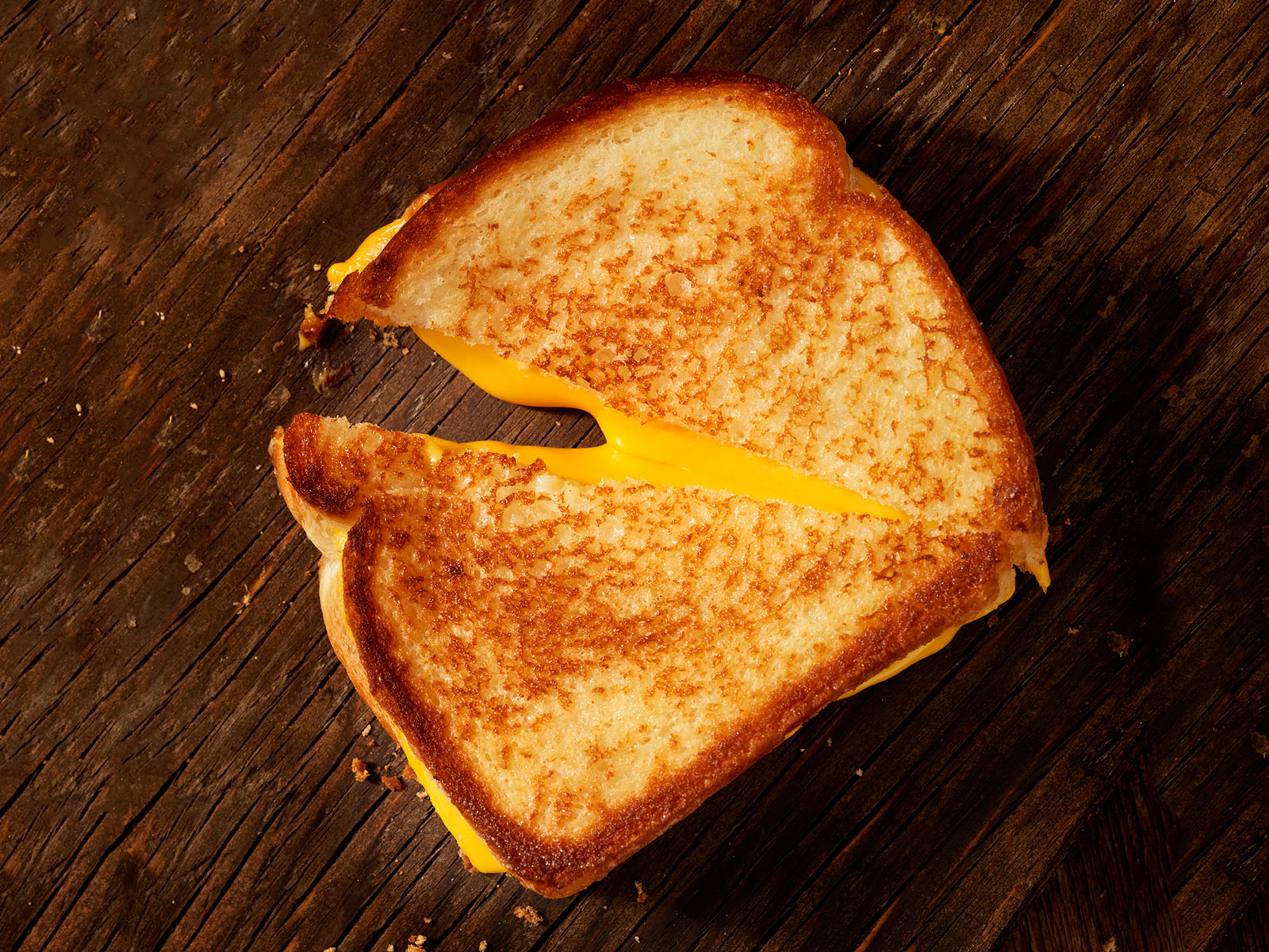 grilled cheese  at quebec