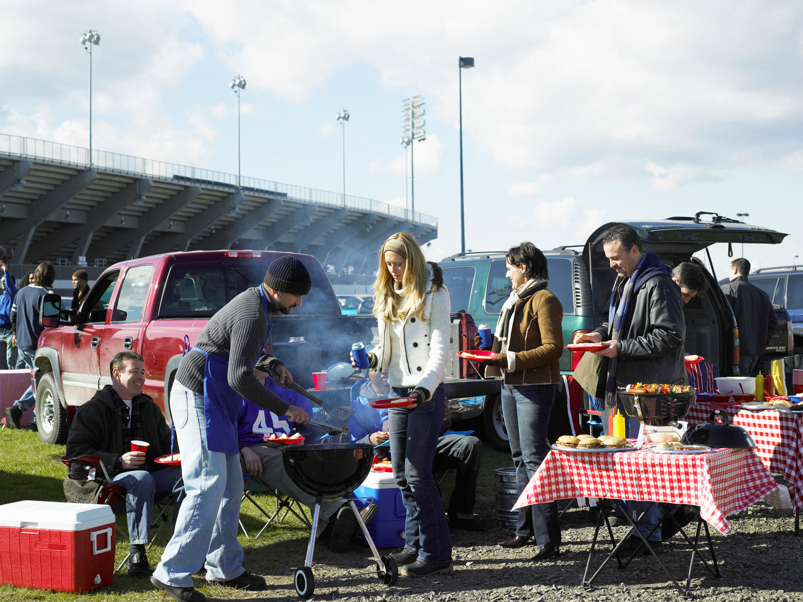 The History of Tailgating: From Ancient Greece to the Ivy League