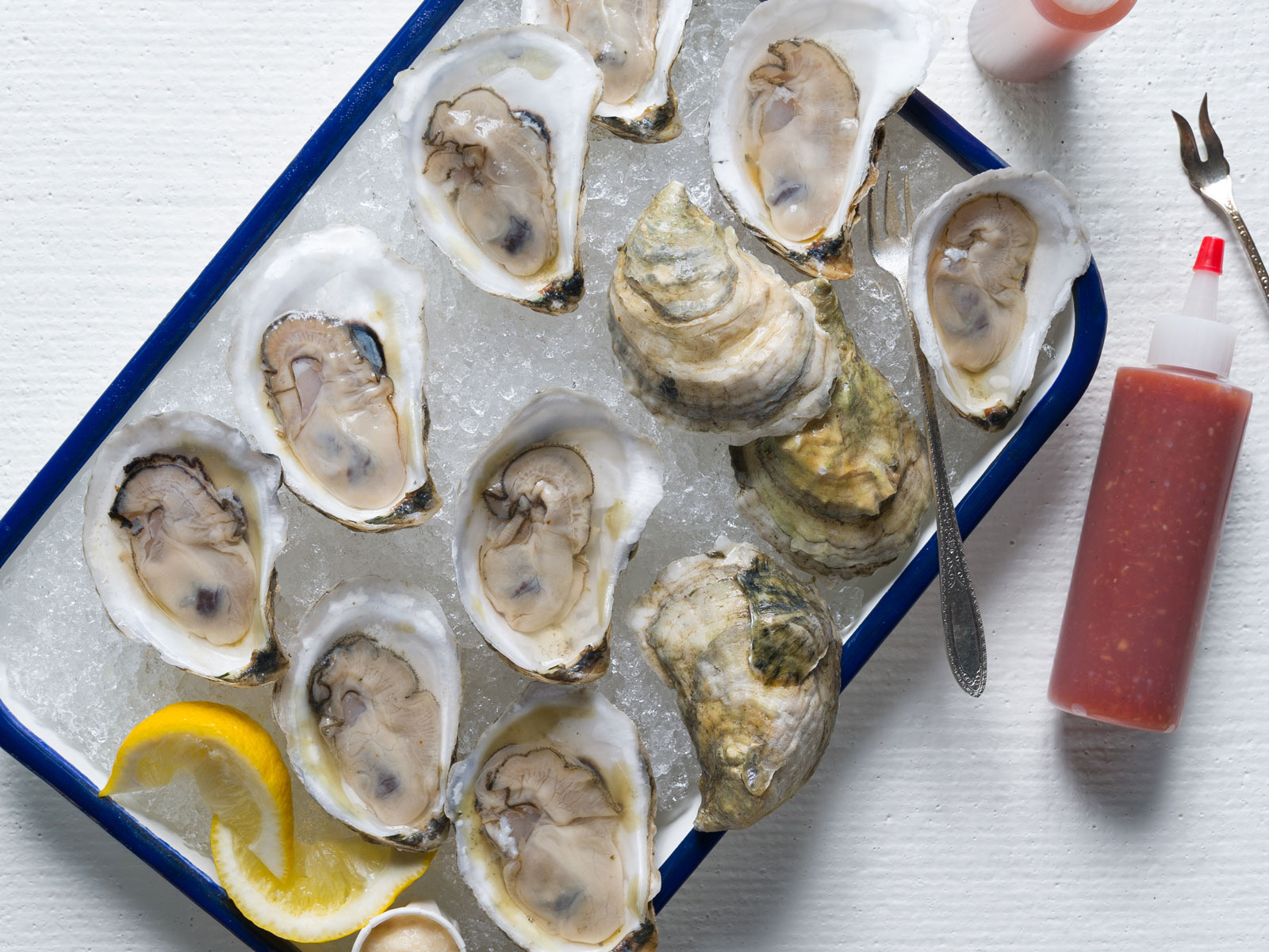 There's a Shellfish Showdown Starting in New England