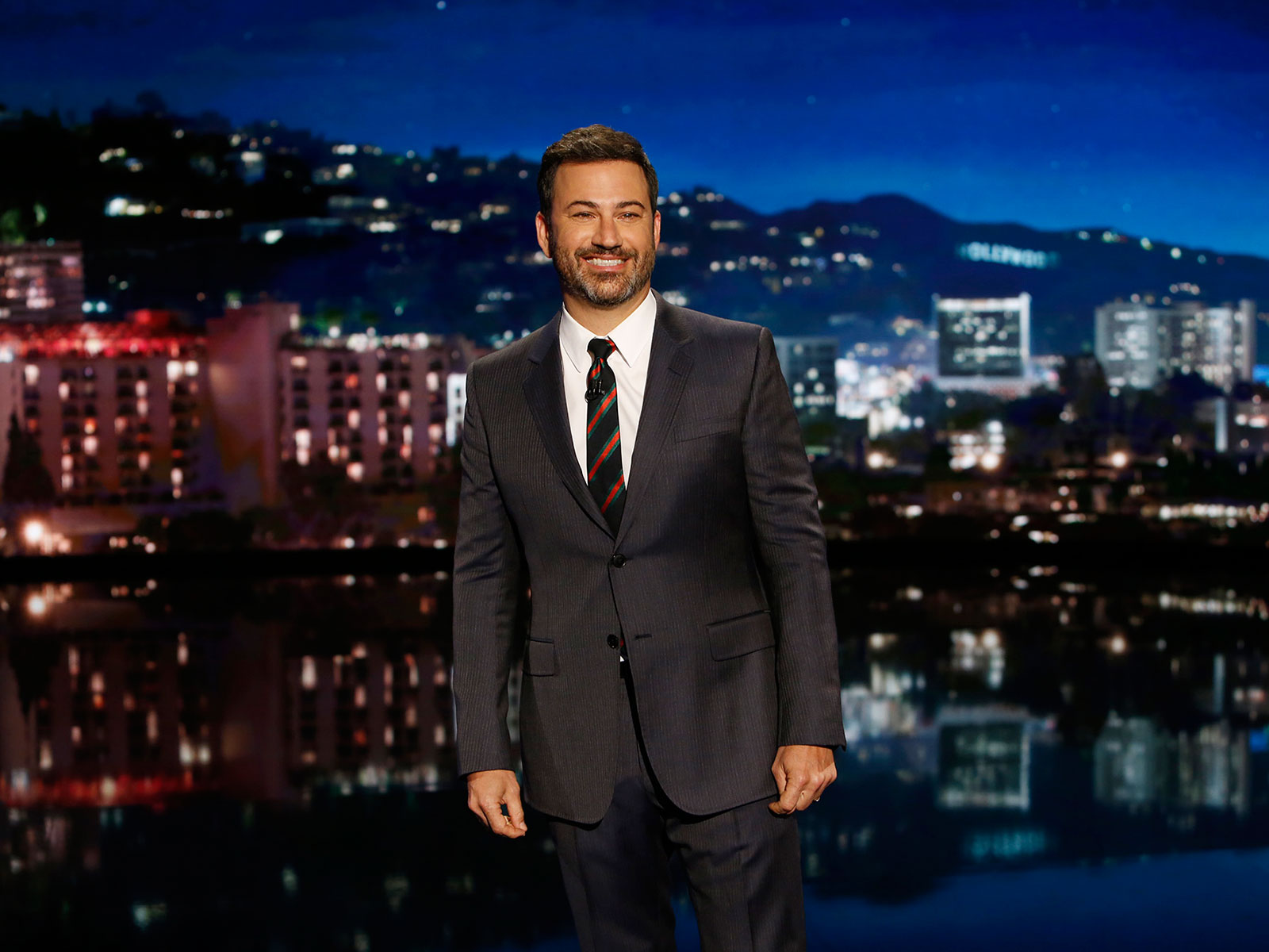 Jimmy Kimmel's Latest Crusade Is Against Pumpkin Spice Pizza