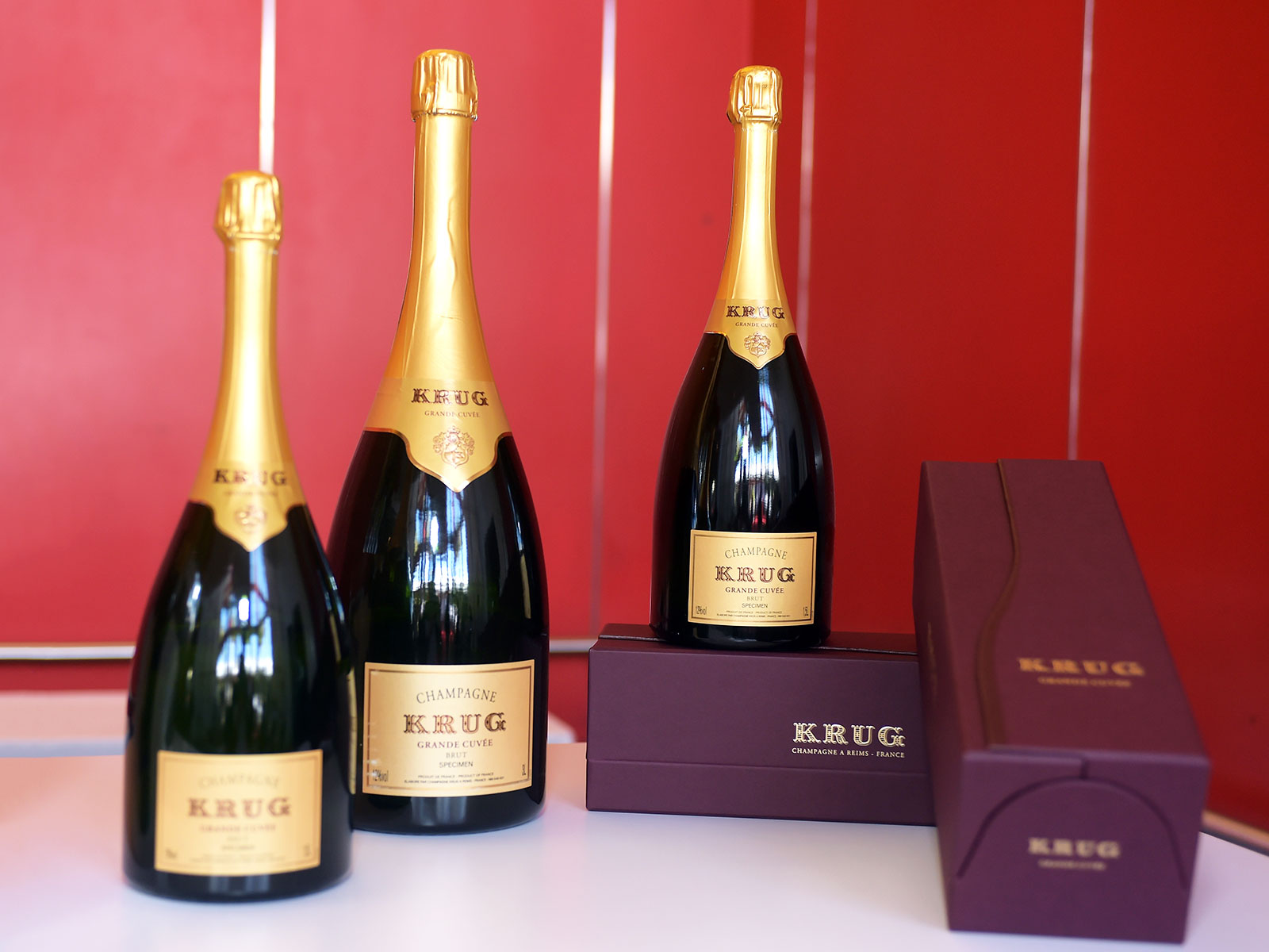 Krug CEO Says Don't Drink Champagne from a Flute [Video]