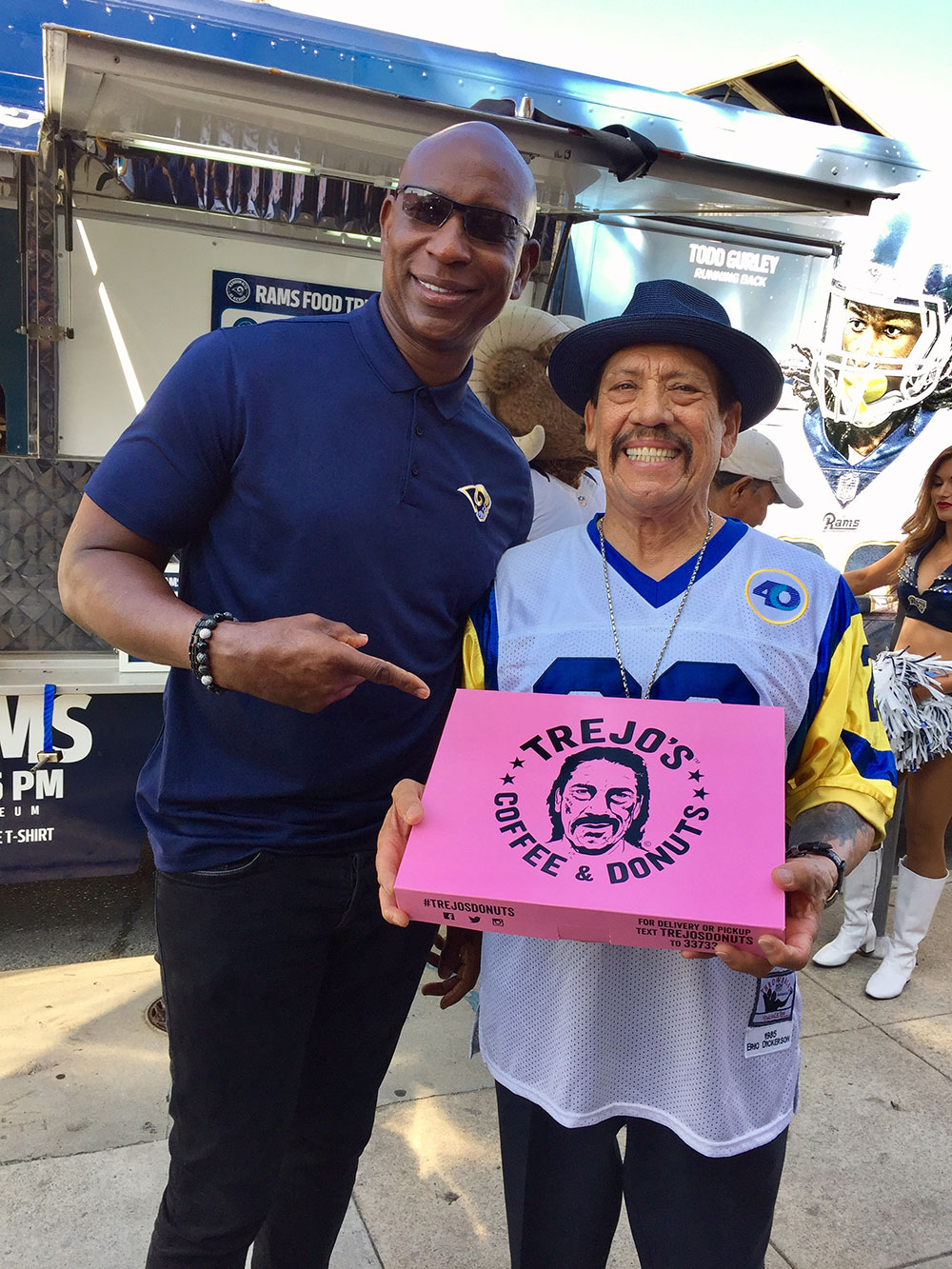 danny trejo's donuts and coffee