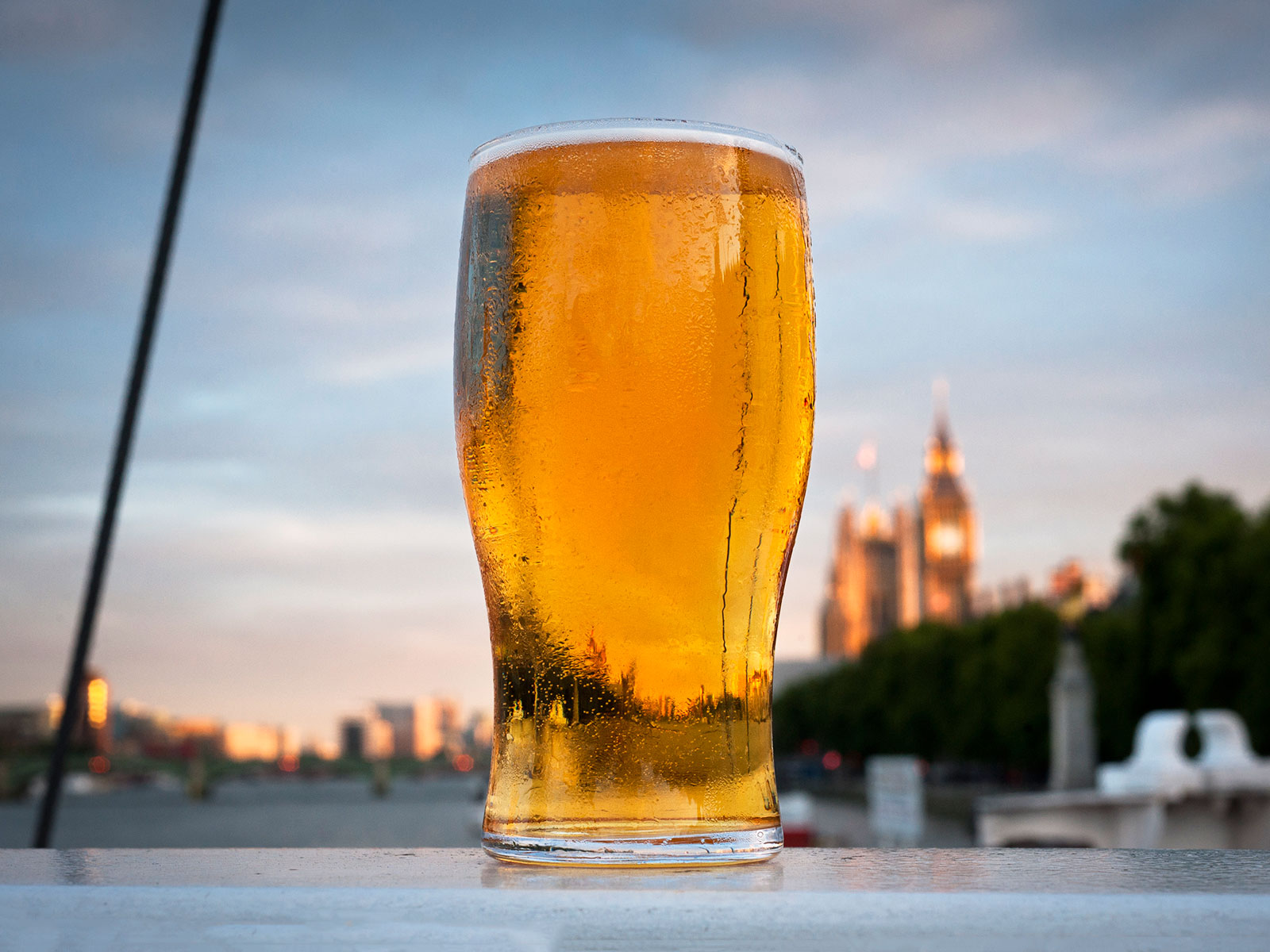 london beer isn't the priciest