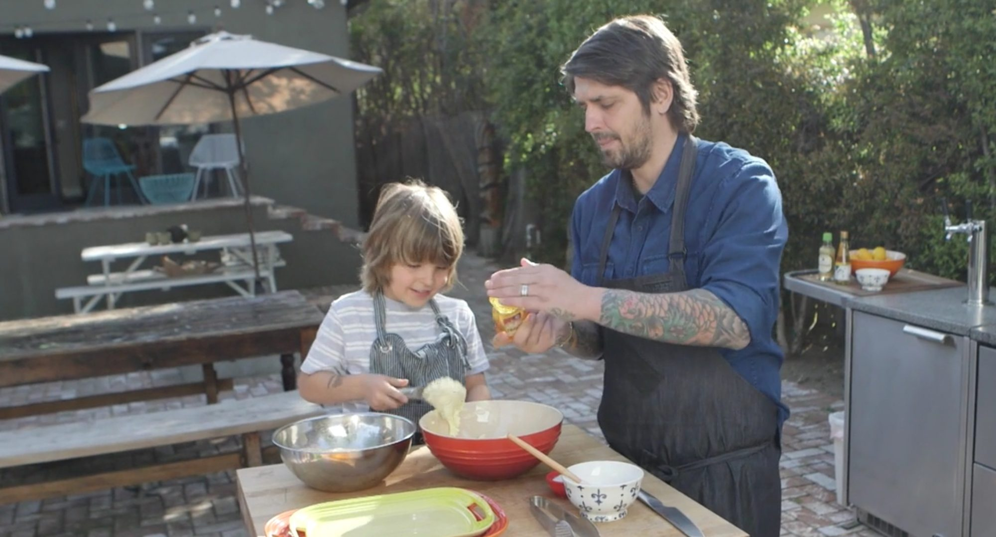 Ludo Lefebvre's Super Easy Bread Recipe Will Make You Feel Like an Expert [Video]