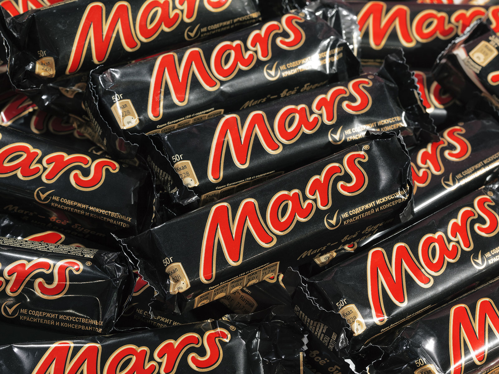 mars candy climate change