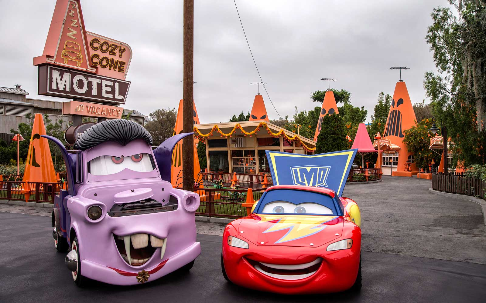 The Disneyland Halloween Transformation Has All Kinds of New Surprises