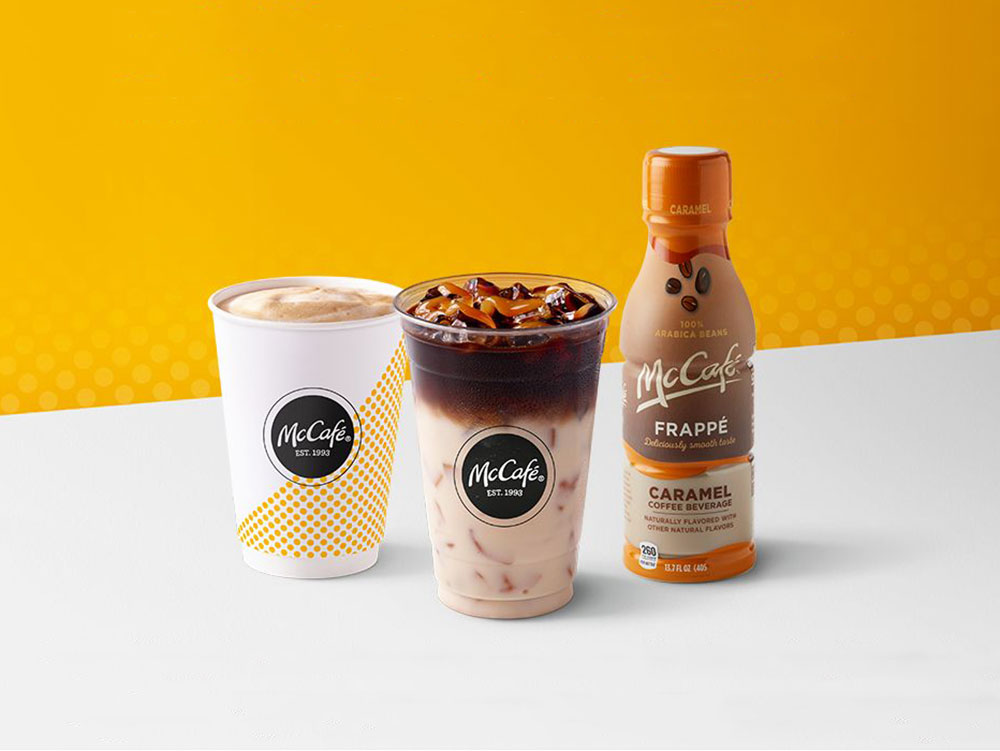 mccafe coming to stores retail bottles