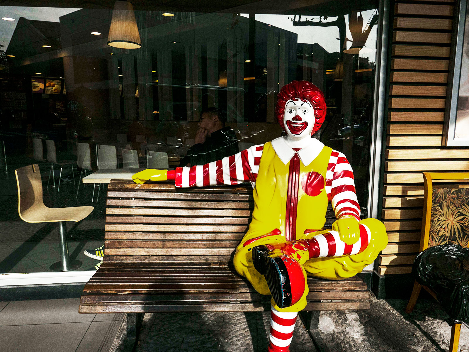 ronald mcdonald and the it movie