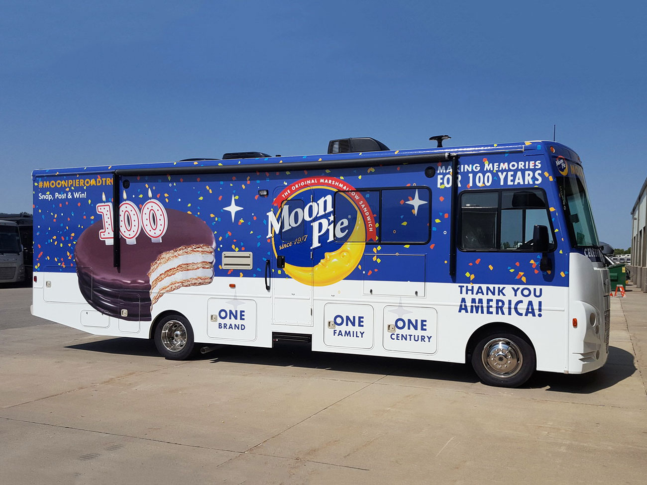 The Out-of-This-World, 100-Year-Long History of the MoonPie   Food