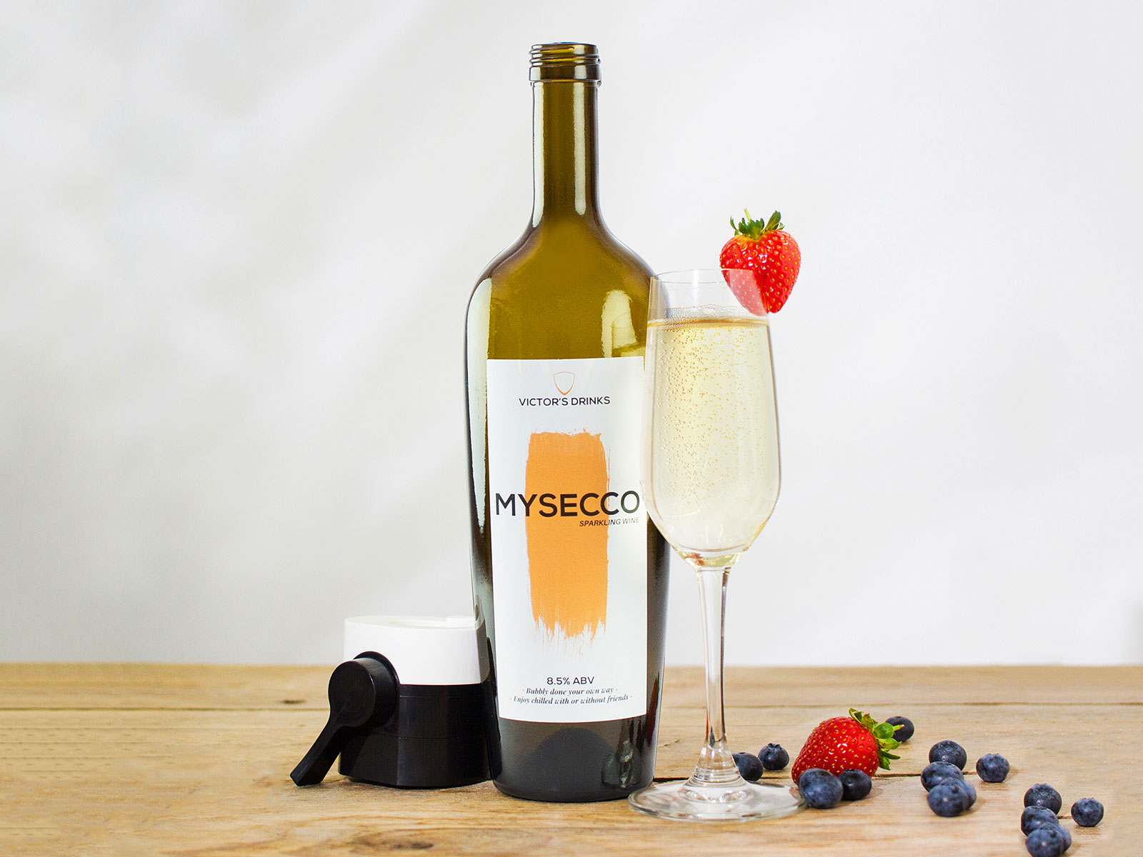How to Make Your Own Prosecco, Sort of
