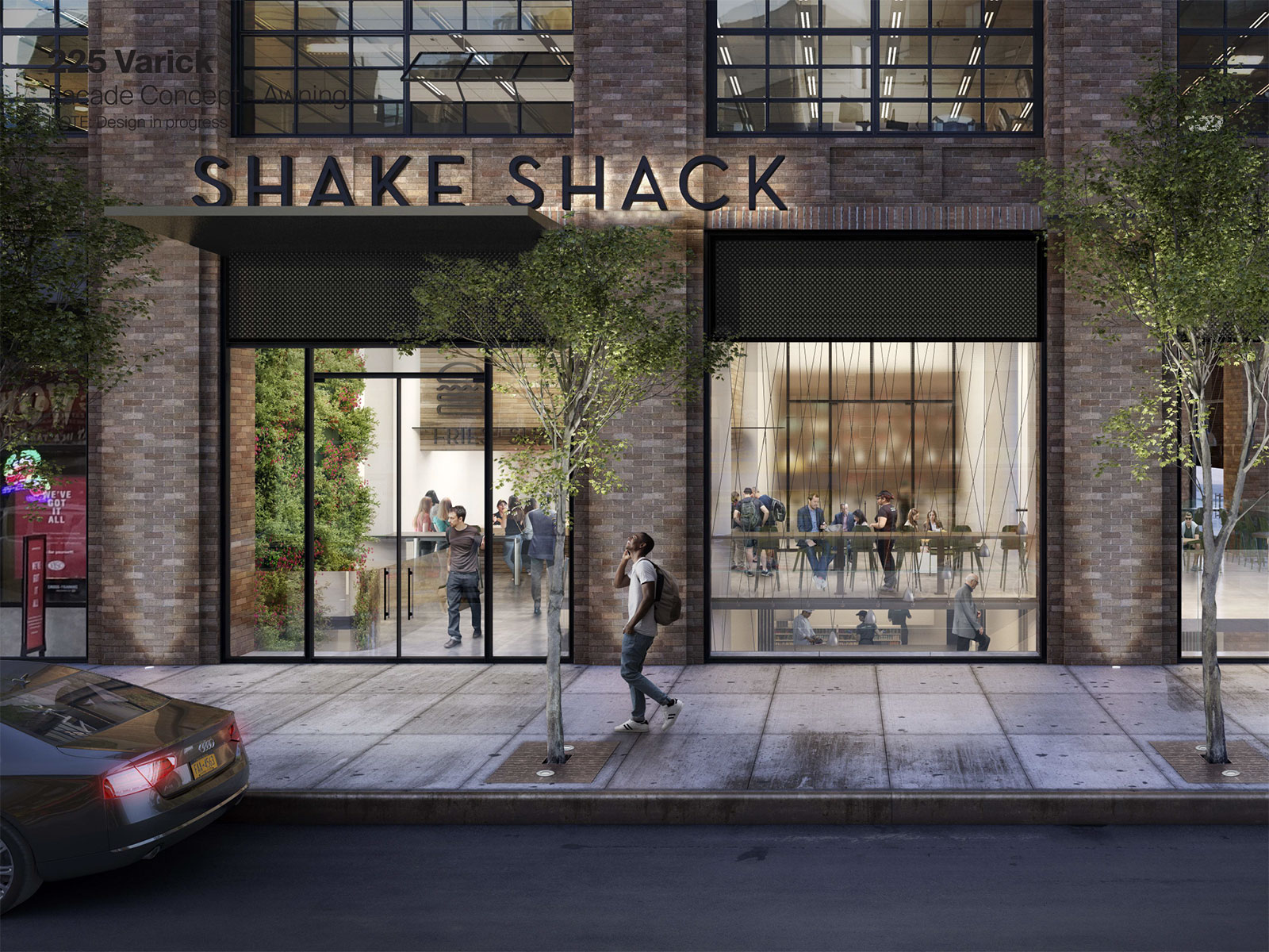 Shake Shack's (NYSE:SHAK) Hold Rating Reiterated at Cowen and Company