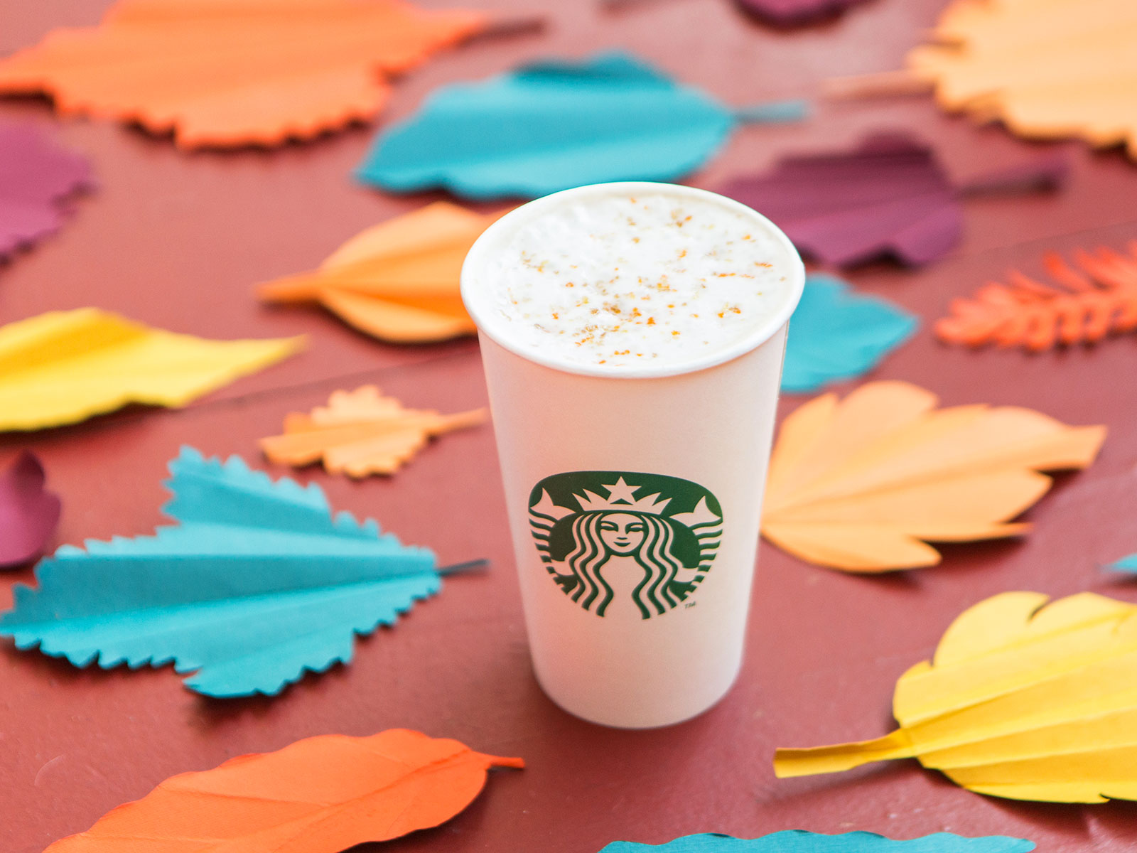 Starbucks introduces new fall flavor with the Maple Pecan Latte