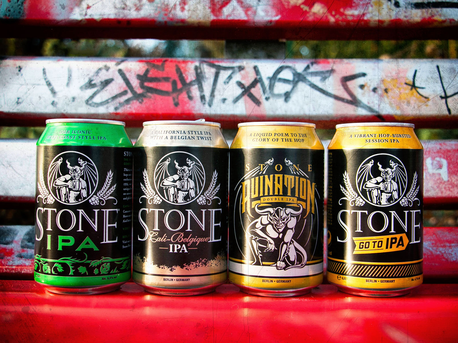 Stone Brewing Finally Distributes Its Beer in All 50 States