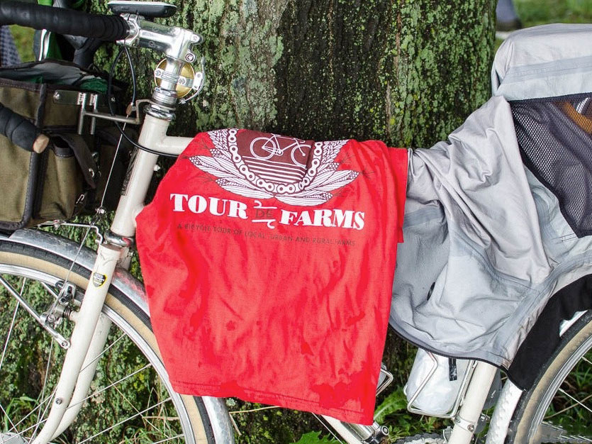 The Tour de Farms in Buffalo Is the Coolest Bike Ride You'll Do All Year