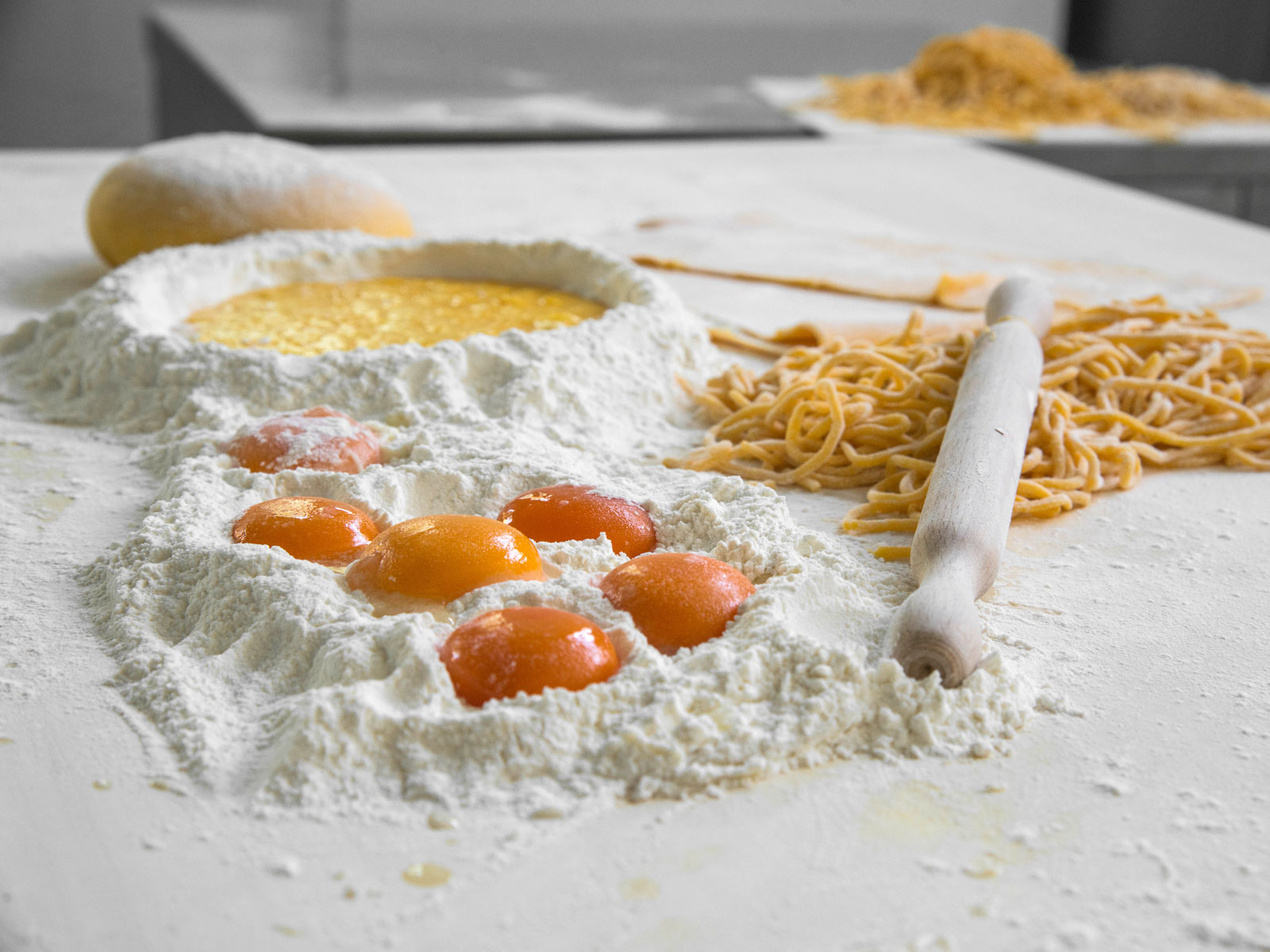 Why L.A. Restaurant Uovo Makes Its Pasta in Bologna
