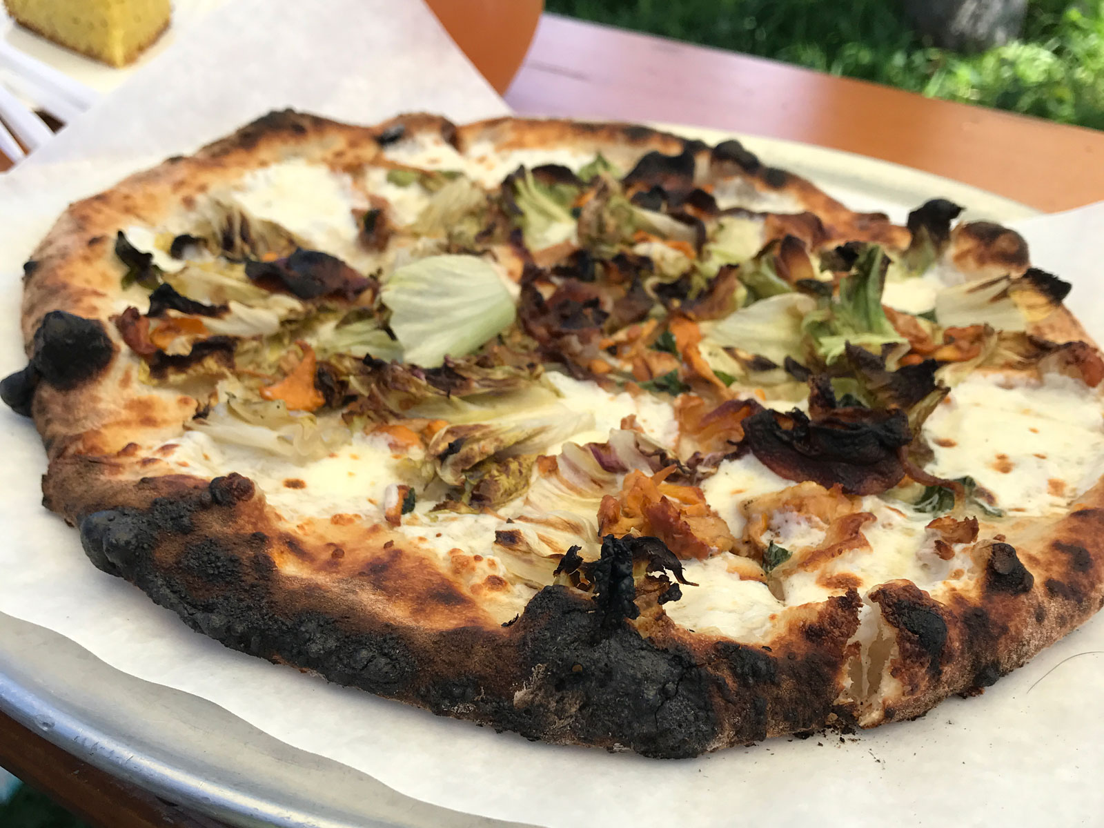 Westwind Orchard Pizza