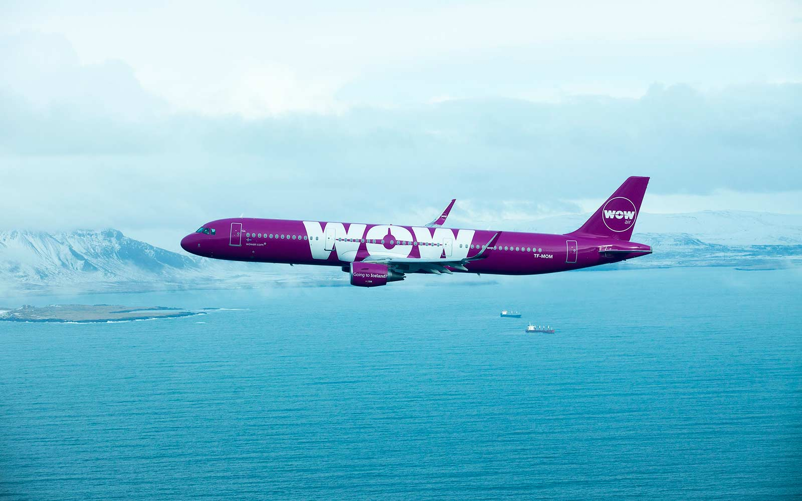 WOW Air has $99 Flights to Europe to Celebrate a New U.S. Route