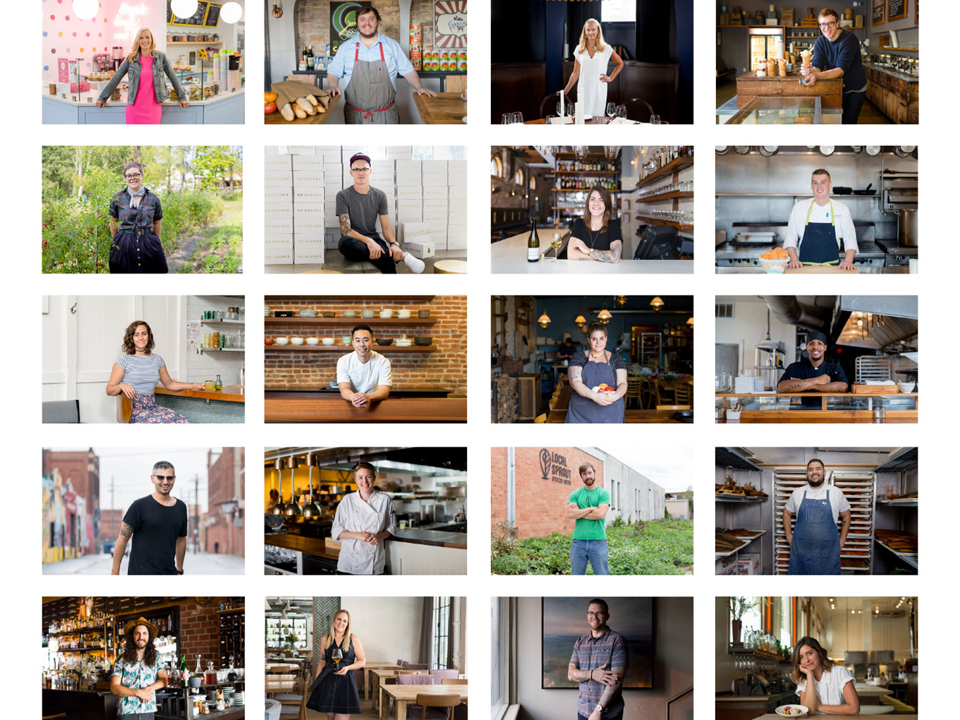 zagats food related 30 under 30