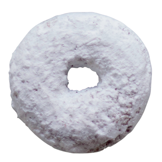 Powdered Cake Doughnut