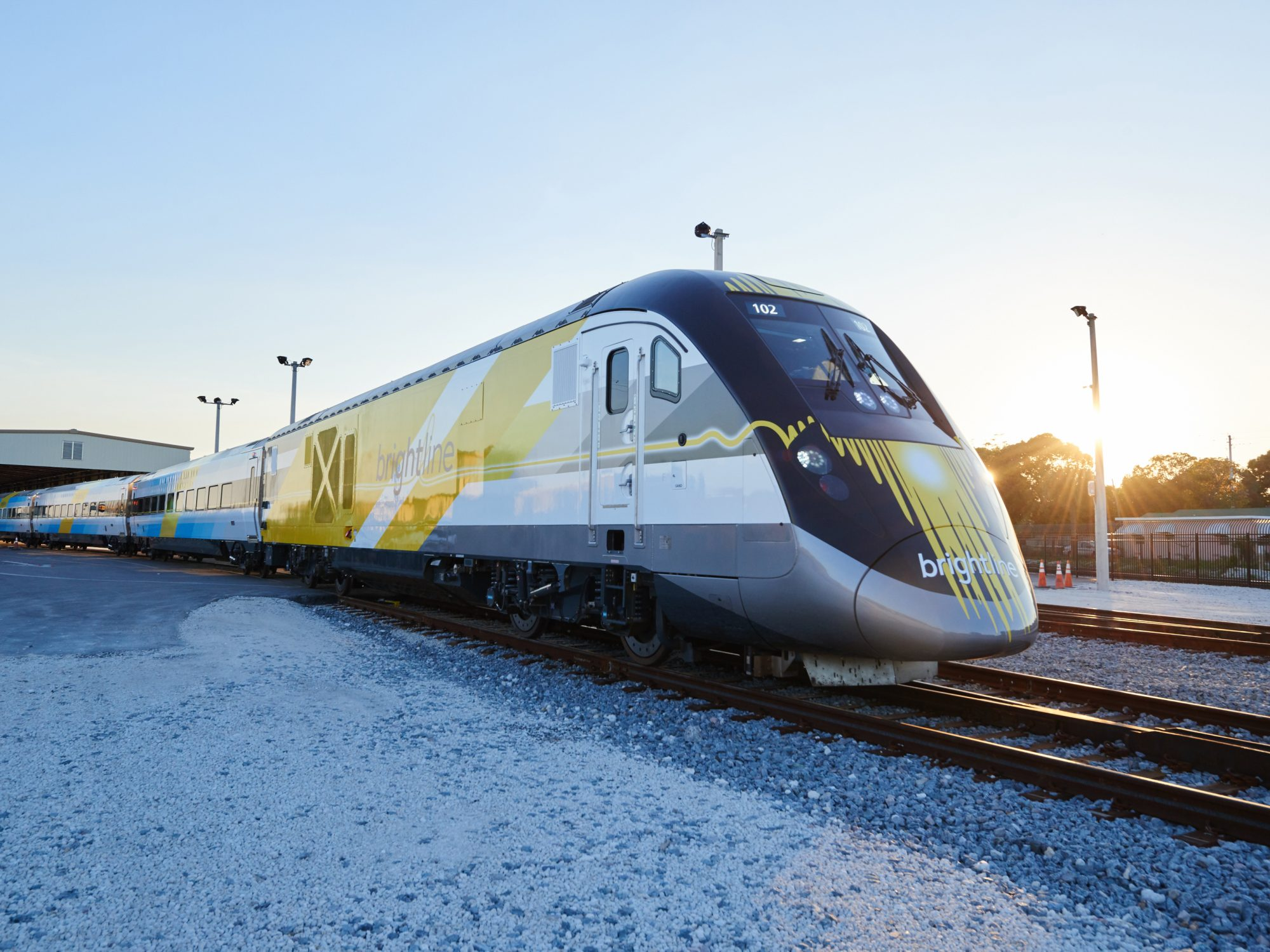 Floridians Rejoice! This Train Is (Finally) Connecting Miami and Orlando