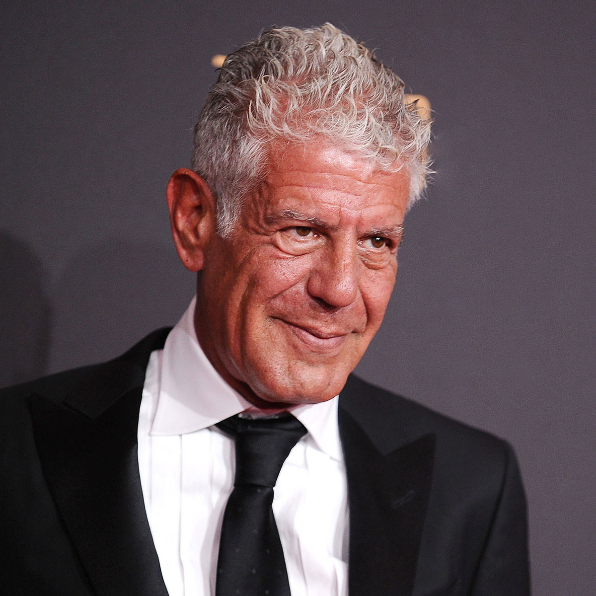 Anthony Bourdain Is Working on a Scripted TV Show