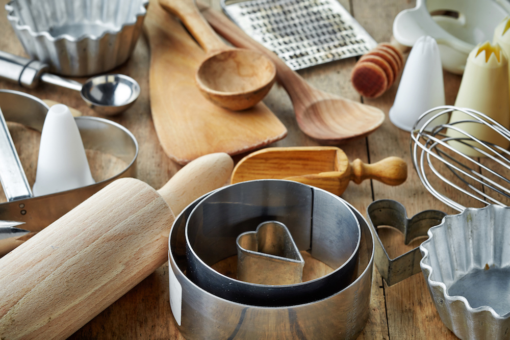 7 Easy Ways to Create a Baker's Kitchen