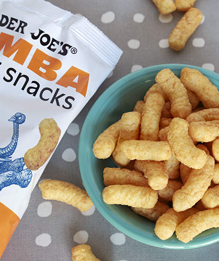 Trader Joe's Now Sells This Irresistible International Snack