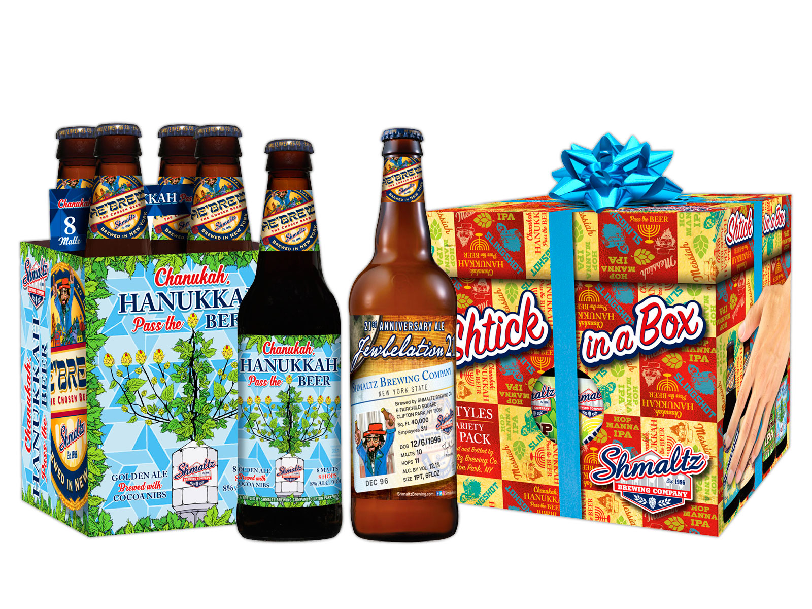 beers for chanukah