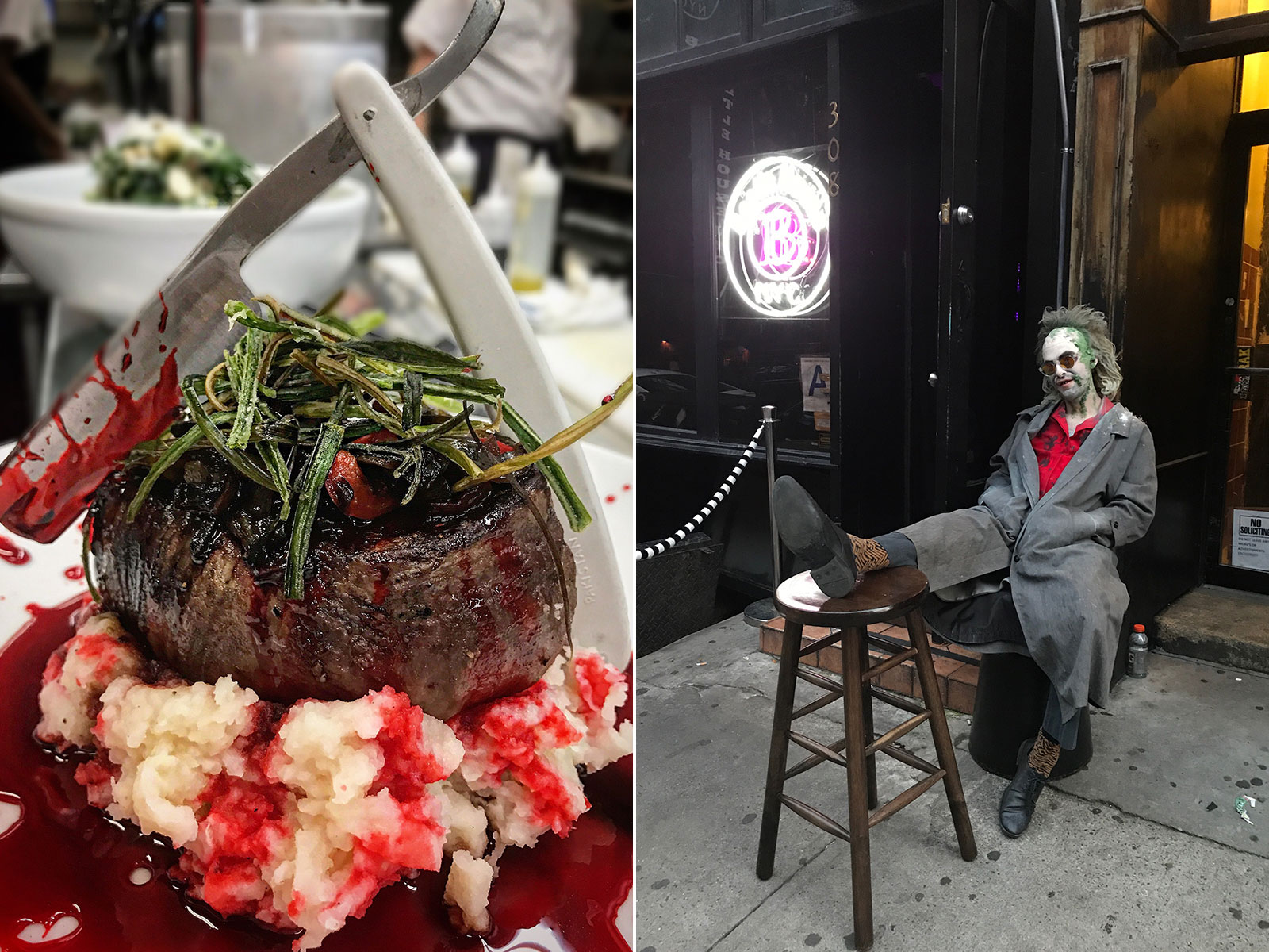 9 horror-themed restaurants around the country to indulge your inner