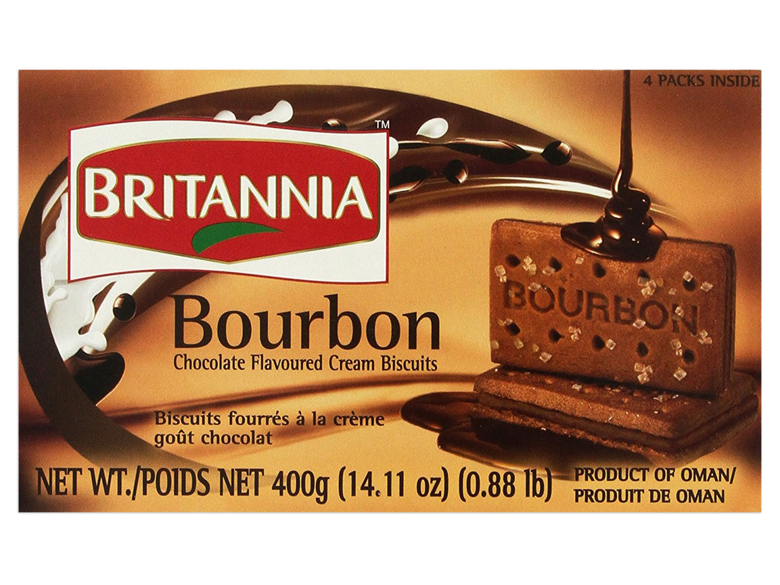 This Is the Real Reason Chocolate Bourbon Biscuits Are Covered in Holes