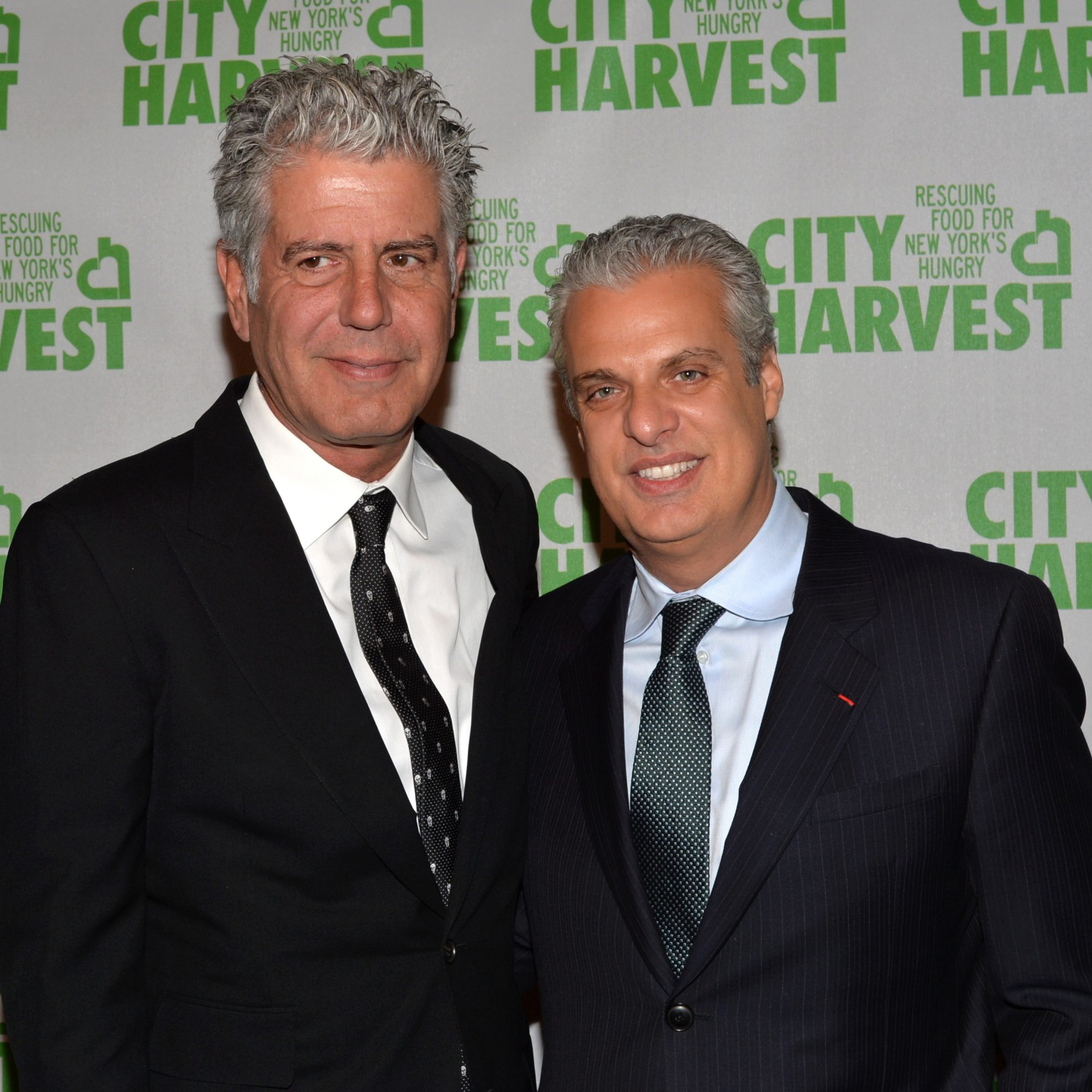 See the Anthony Bourdain-Eric Ripert Action Movie That Definitely Isn't Happening