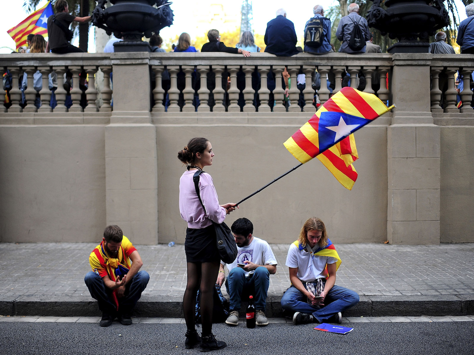 Catalonia vote for independence