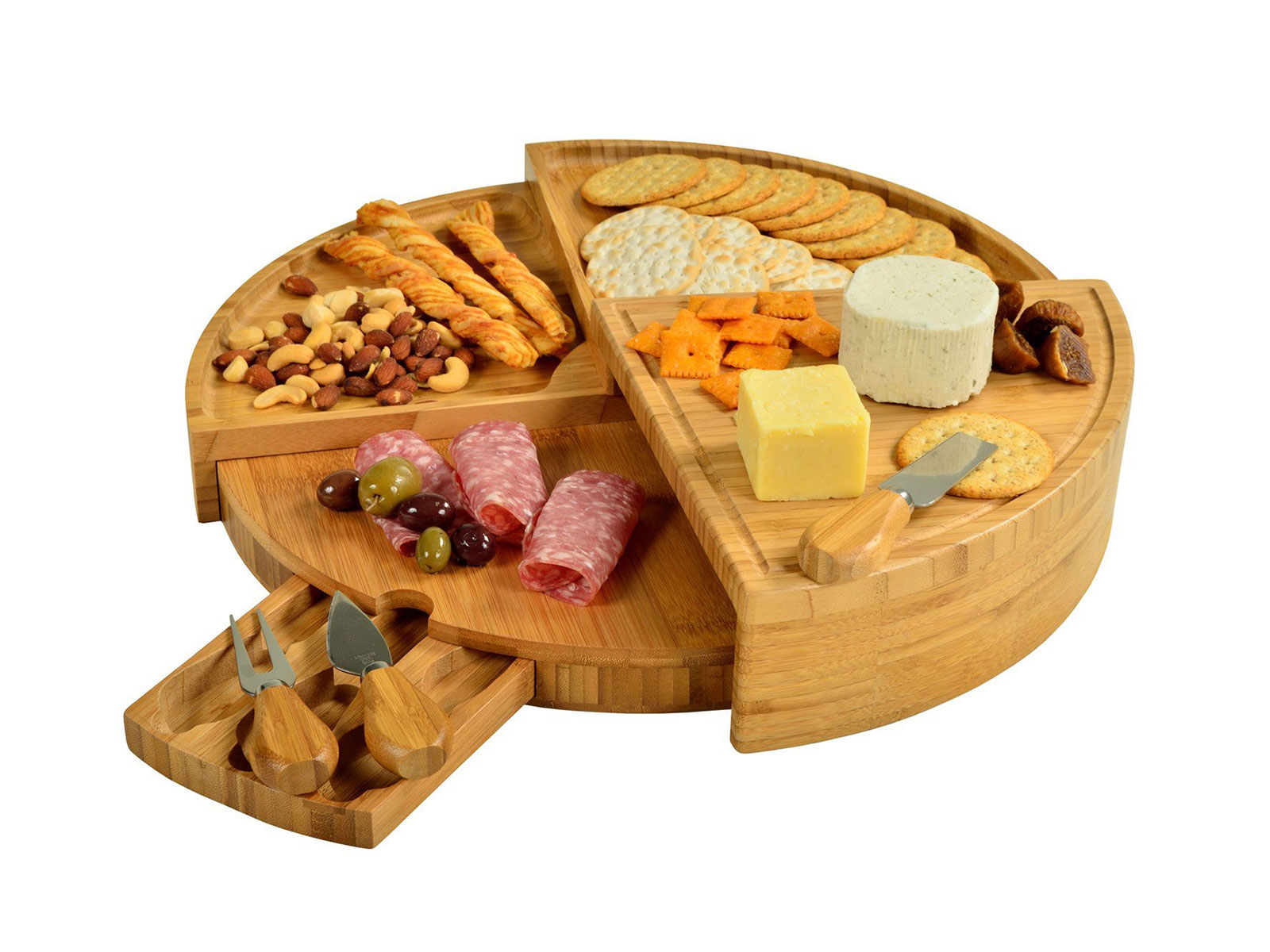 Everything You Need To Build A Beautiful Cheese Board