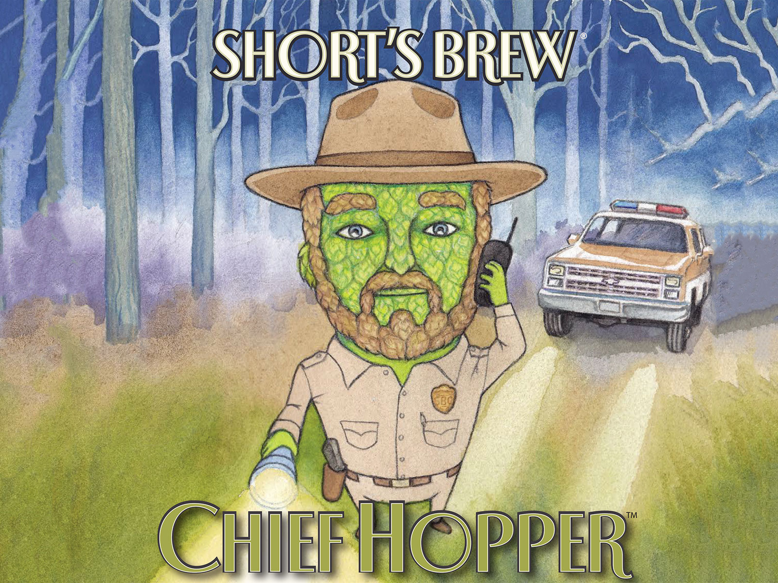 chief hopper label