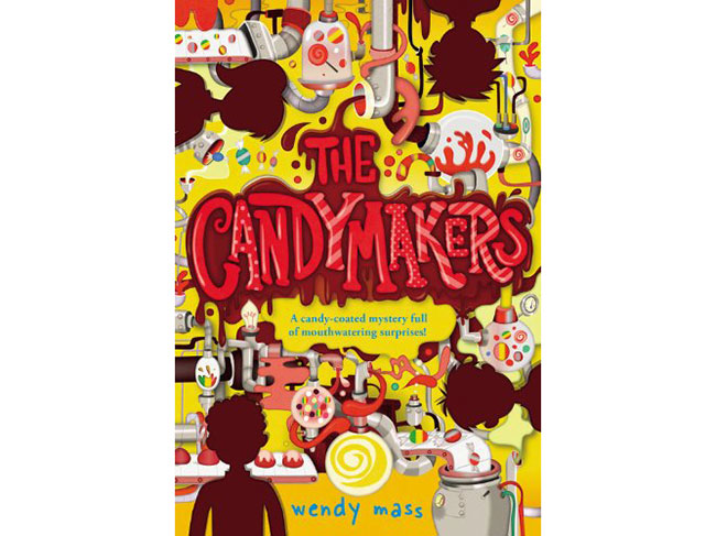 candymakers children book cover