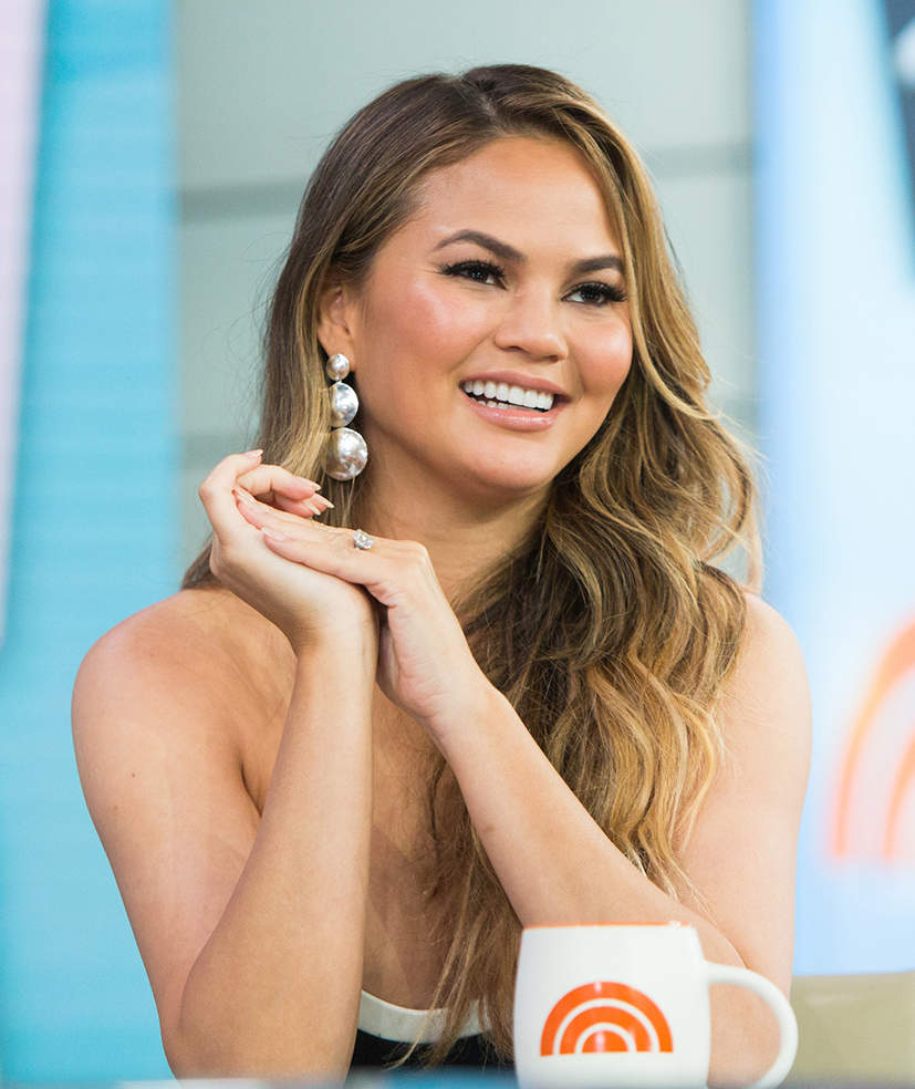 Steal This Zen Organizing Hack From Chrissy Teigen