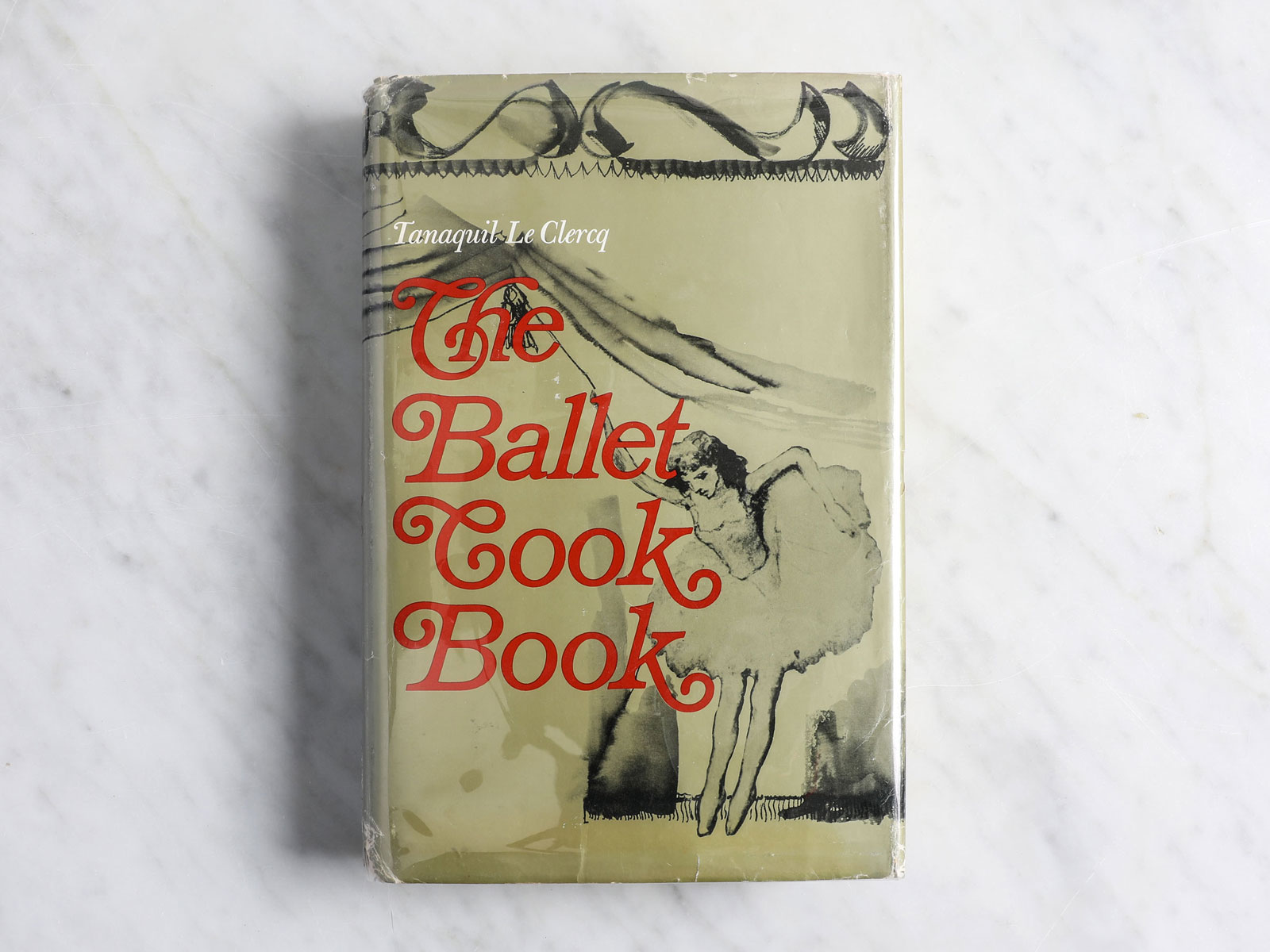 The Ballet Cook Book