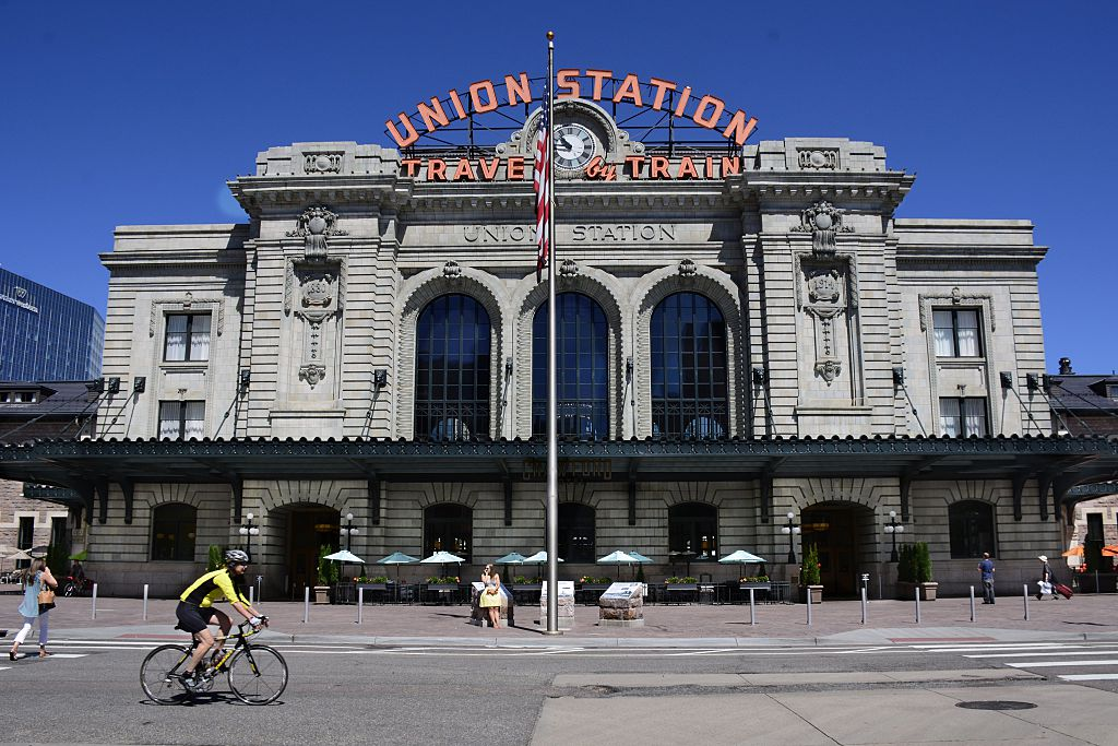 Whole Foods Denver Union Station