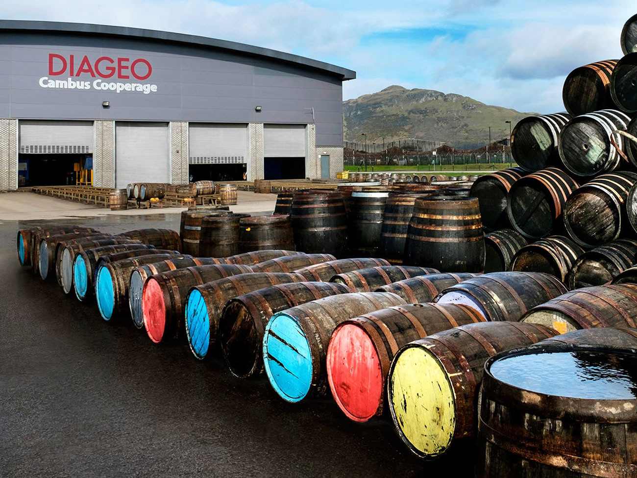 diageo brings back lost distilleries