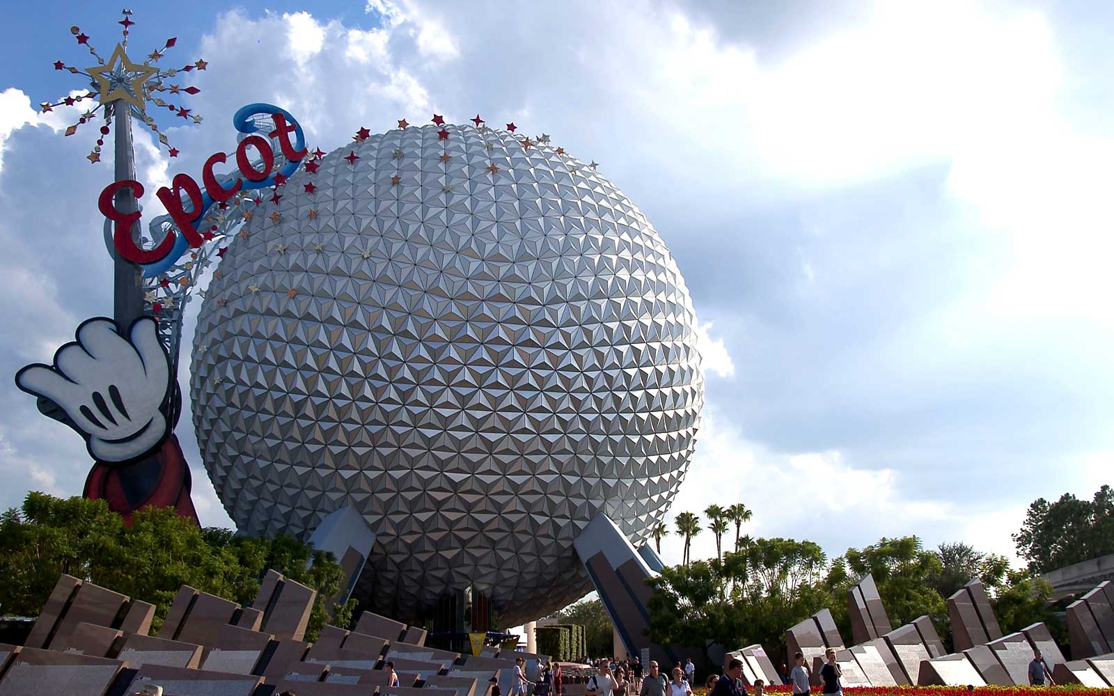 Disney World Is Tearing Down a Classic Attraction This Week—See the Photos