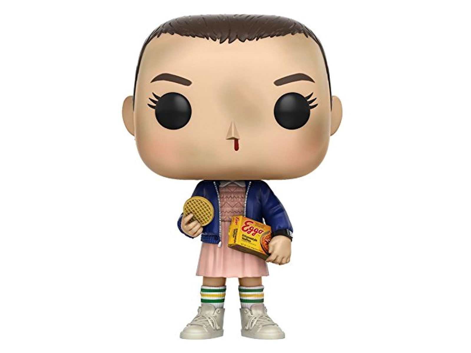 stranger things funko doll with eggo waffles