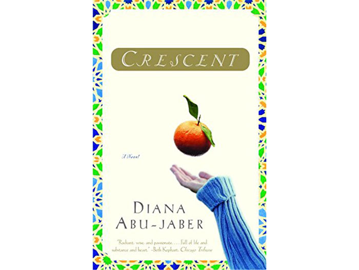crescent novel about love and food