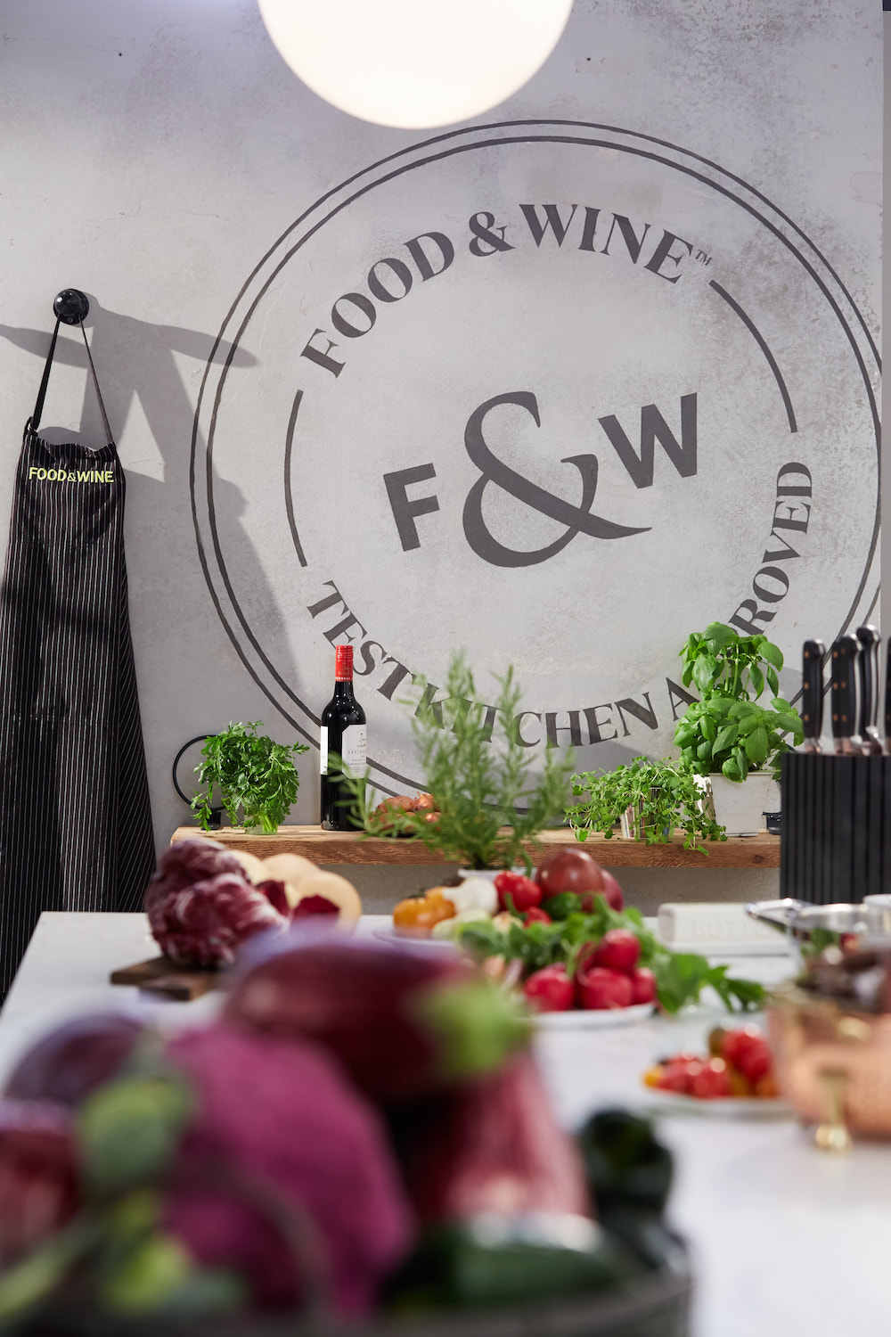 hsn food and wine logo