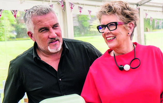 Great British Bake Off Paul and Prue