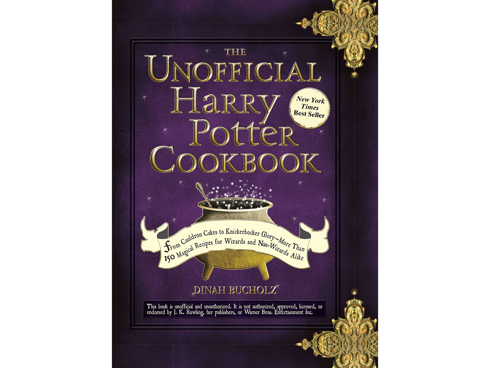 a harry potter cookbook