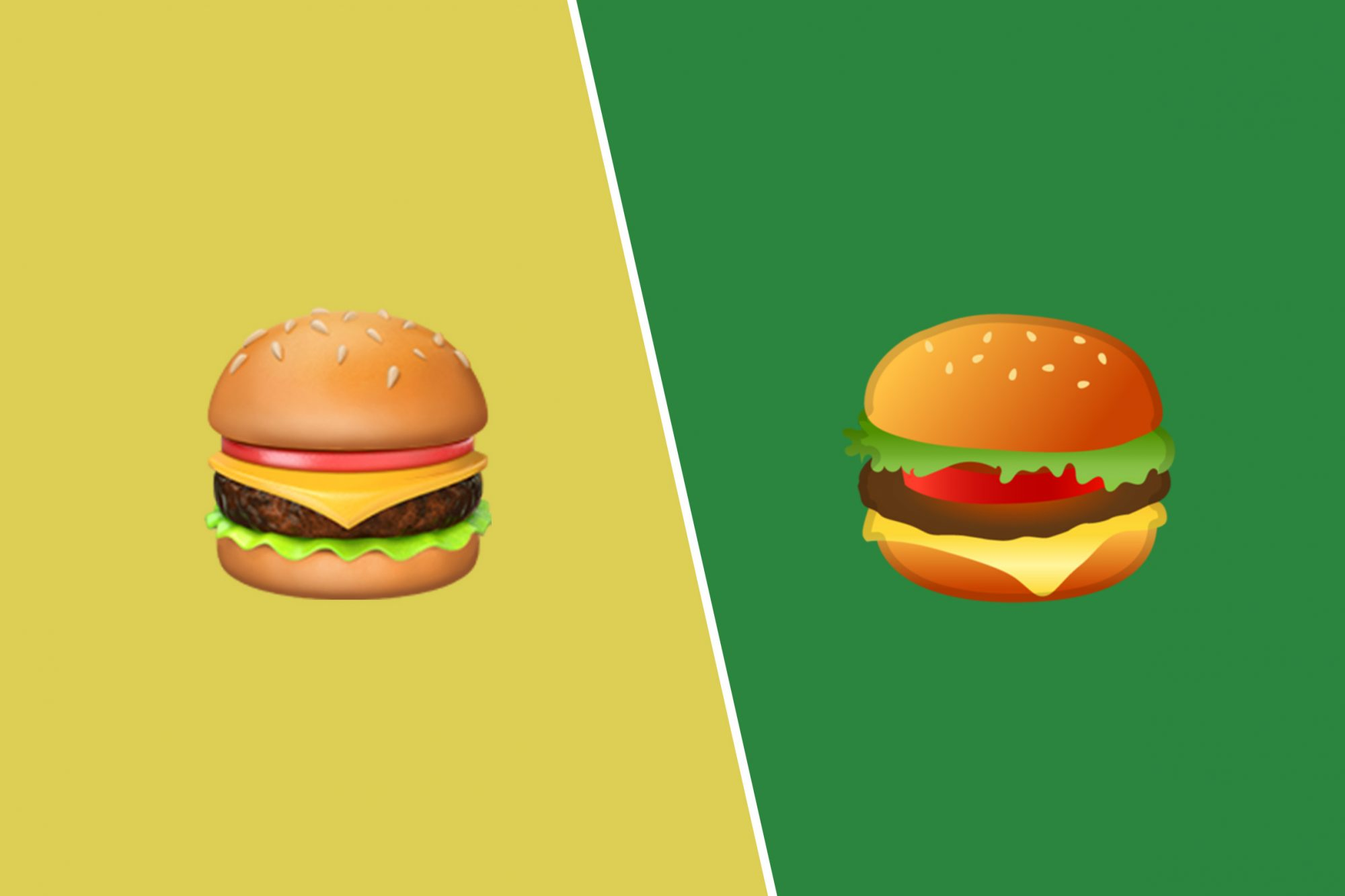 Google's CEO Just Promised to 'Drop Everything' to Fix its Cheeseburger Emoji