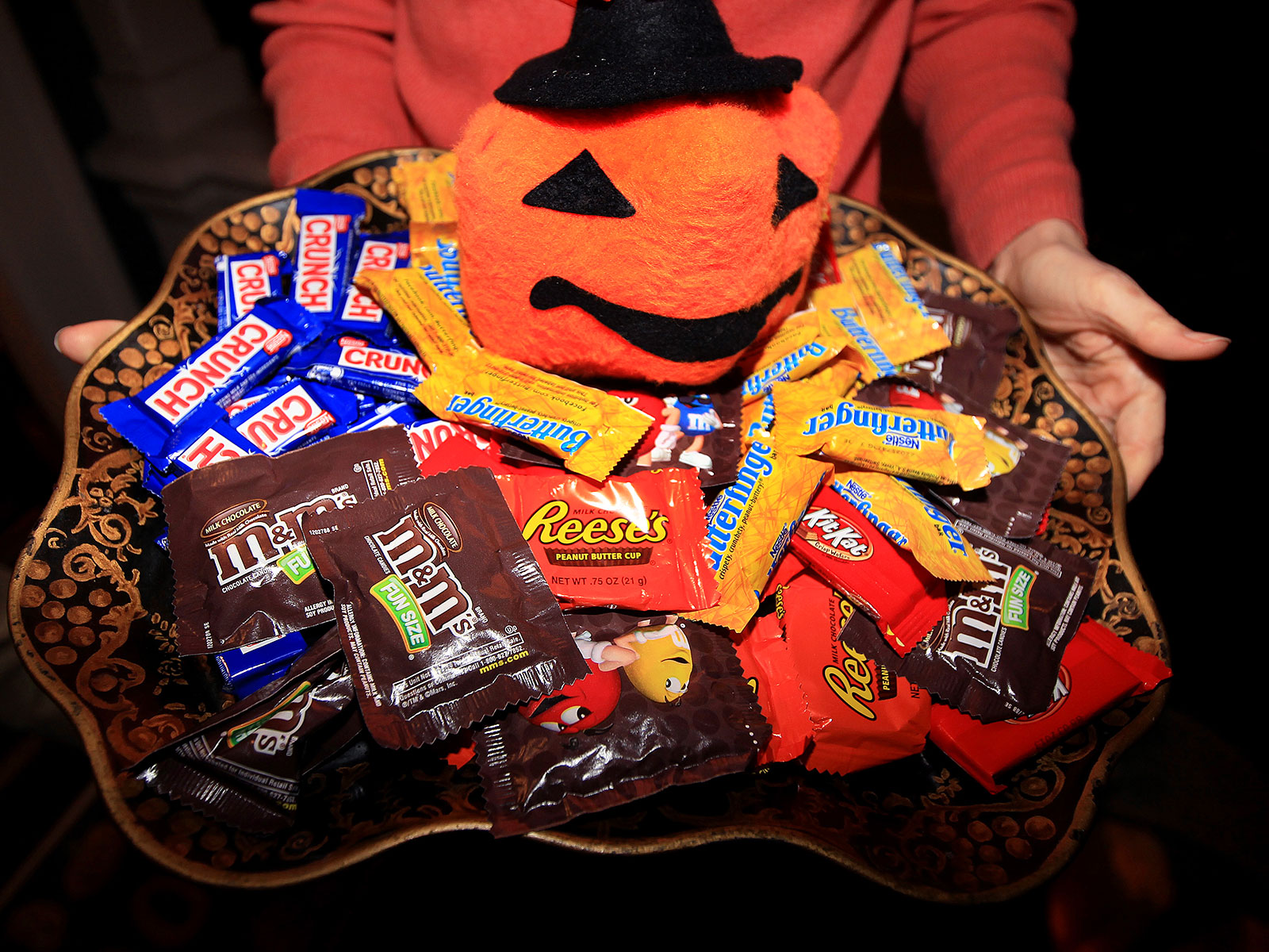 halloween candy survey for each state